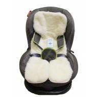 Меховые накидки для детского кресла
