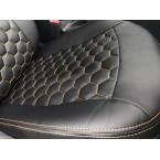Автомобильные чехлы  Игуана стежка